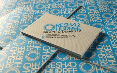 Reshad Hurree Business Card