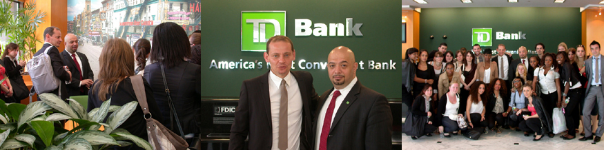 TD Bank montage